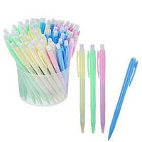 Ручка шариковая, автоматическая, 'Пастель', стержень синий, МИКС (комплект из 70 шт.)