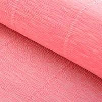 Бумага гофрированная, 549 'Светло-розовая', 0,5 х 2,5 м