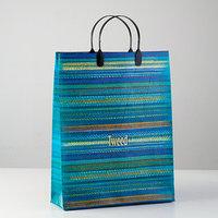 Пакет 'Твид', мягкий пластик, 30 х 40 см, 150 мкм (комплект из 10 шт.)