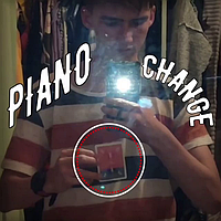 Piano change by Calen Morelli