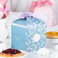 Коробка сборная для сладкого 12 х 12 х 12 см (комплект из 5 шт.)