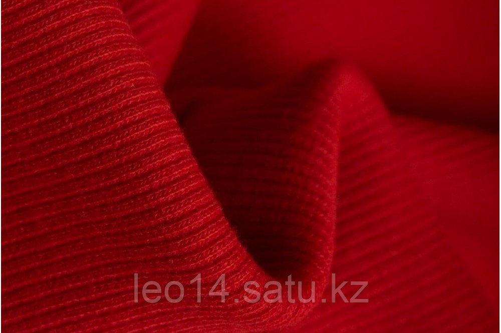 Рибана Премиум Плюс, Термотрансфер, 190 г/кв.м, 103 см, цвет: красный какаду