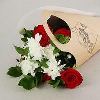 Пакет для цветов 'Прекрасной даме', кувшин, 37 х 18 см (комплект из 10 шт.)