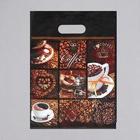 Пакет 'Кофе', полиэтиленовый с вырубной ручкой, 31 х 40 см, 60 мкм (комплект из 50 шт.)