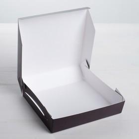 Коробка складная Creation, 14 x 14 x 3,5 см (комплект из 5 шт.) - фото 2