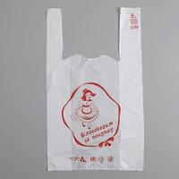 Пакет 'Красная Шапочка', полиэтиленовый, майка, 25 х 45 см, 10 мкм (комплект из 100 шт.)