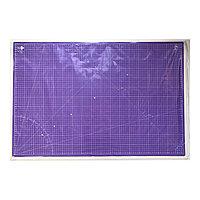 Самовосстанавливающийся мат для резки фиолетовый 30/20 см