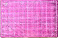 Самовосстанавливающийся мат для резки (розовый), 60*45 см