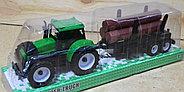 9970-3A Трактор Farmour Truck с деревом в колбе 32*10, фото 2