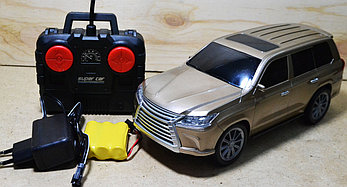 5002-14 Лексус Model Car на р/у 4 функции 35*11