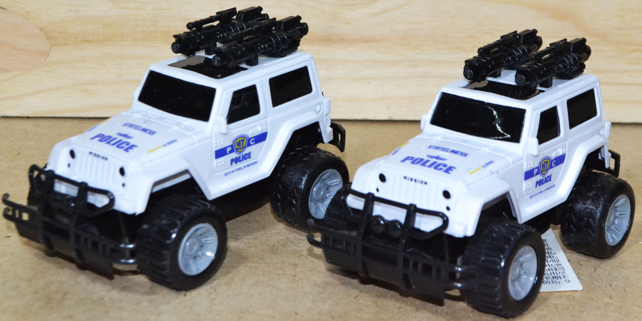7722 Полицейская машина Stateliness Police свет/звук инерционная 8 шт, цена за 1шт 14*8
