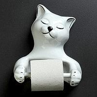 """Фигурный держатель бумаги """"Кошка"""""""