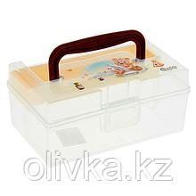 Контейнер для детской дорожной аптечки Polly, 0,8 л