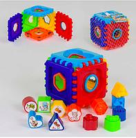 Куб-сортер логический