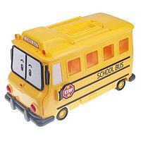 Кейс для хранения машинок «Скулби», вместимость 14 машинок, в пакете