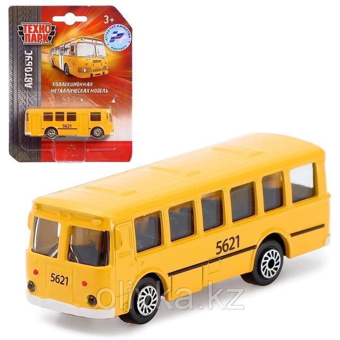 Автобус металлический «Рейсовый», 7,5 см