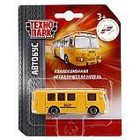 Автобус металлический «Рейсовый», 7,5 см, фото 5