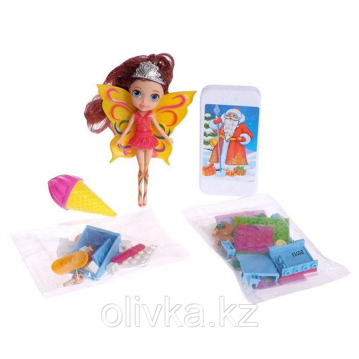 Набор игрушек для девочек, ассорти МИКС - фото 1