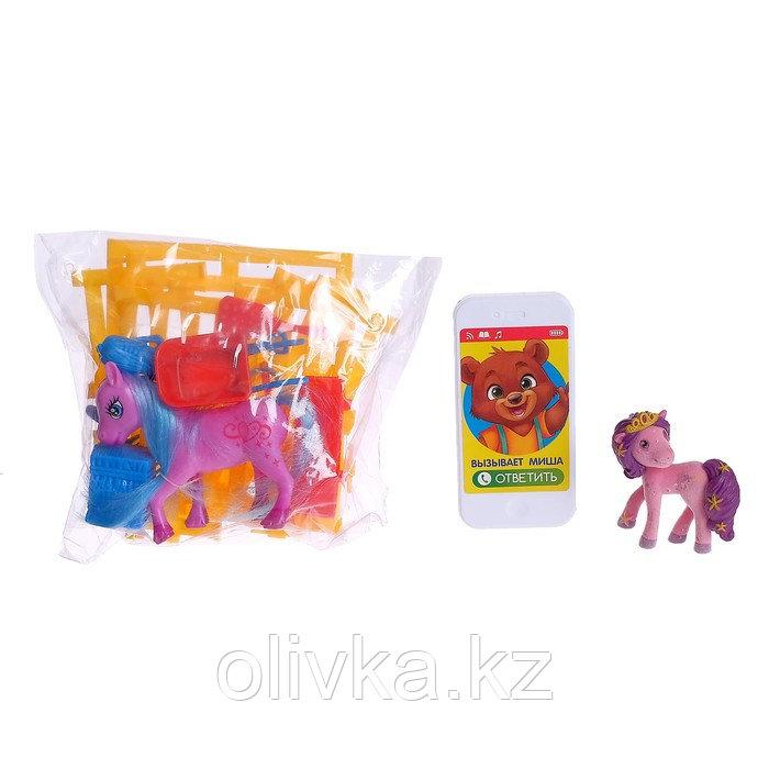 Набор игрушек для девочек, ассорти МИКС - фото 3