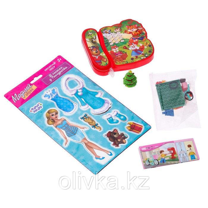 Набор игрушек для девочек, ассорти МИКС - фото 4