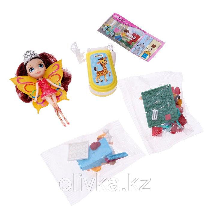 Набор игрушек для девочек, ассорти МИКС - фото 6