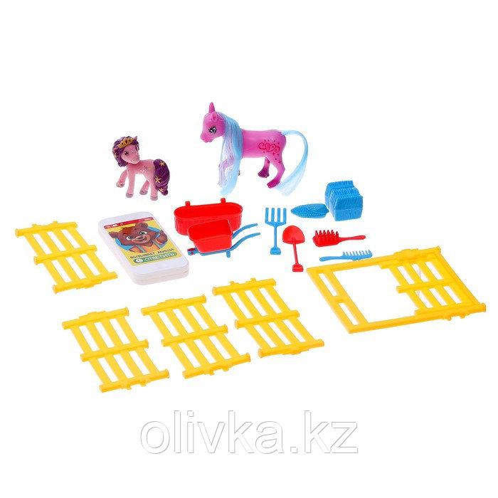 Набор игрушек для девочек, ассорти МИКС - фото 7