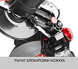 Пила торцовочная с облегченной конструкцией ЗПТ-190-1100 Л, фото 6