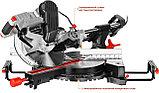 Пила торцовочная с ременной передачей ЗПТ-255-1800 ПЛР, фото 3