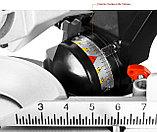 Пила торцовочная с ременной передачей ЗПТ-255-1800 ПЛР, фото 8