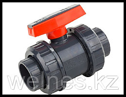 Кран разборный PVC для бассейна (75 мм)