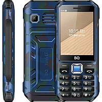 Мобильный телефон BQ 2824 Tank T Camouflage Blue