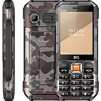 Мобильный телефон BQ 2824 Tank T Camouflage Grey