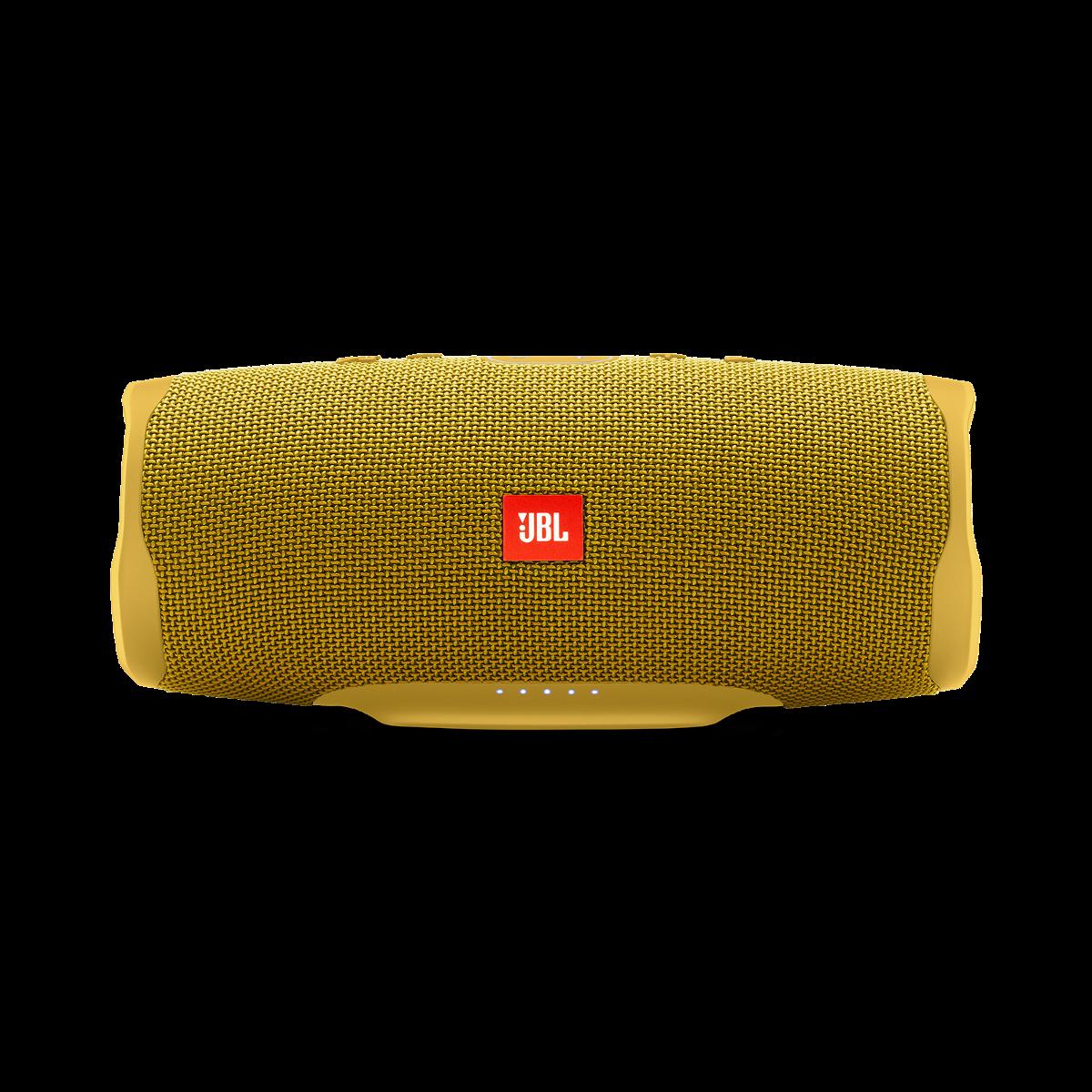 Портативная акустическая система JBL Charge 4 желтый