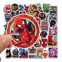 Наклейки / Стикеры / Стикерпак / Marvel