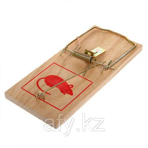 Мышеловка ,деревянный капкан