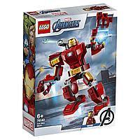 LEGO 76140 Super Heroes Железный Человек: трансформер, фото 1