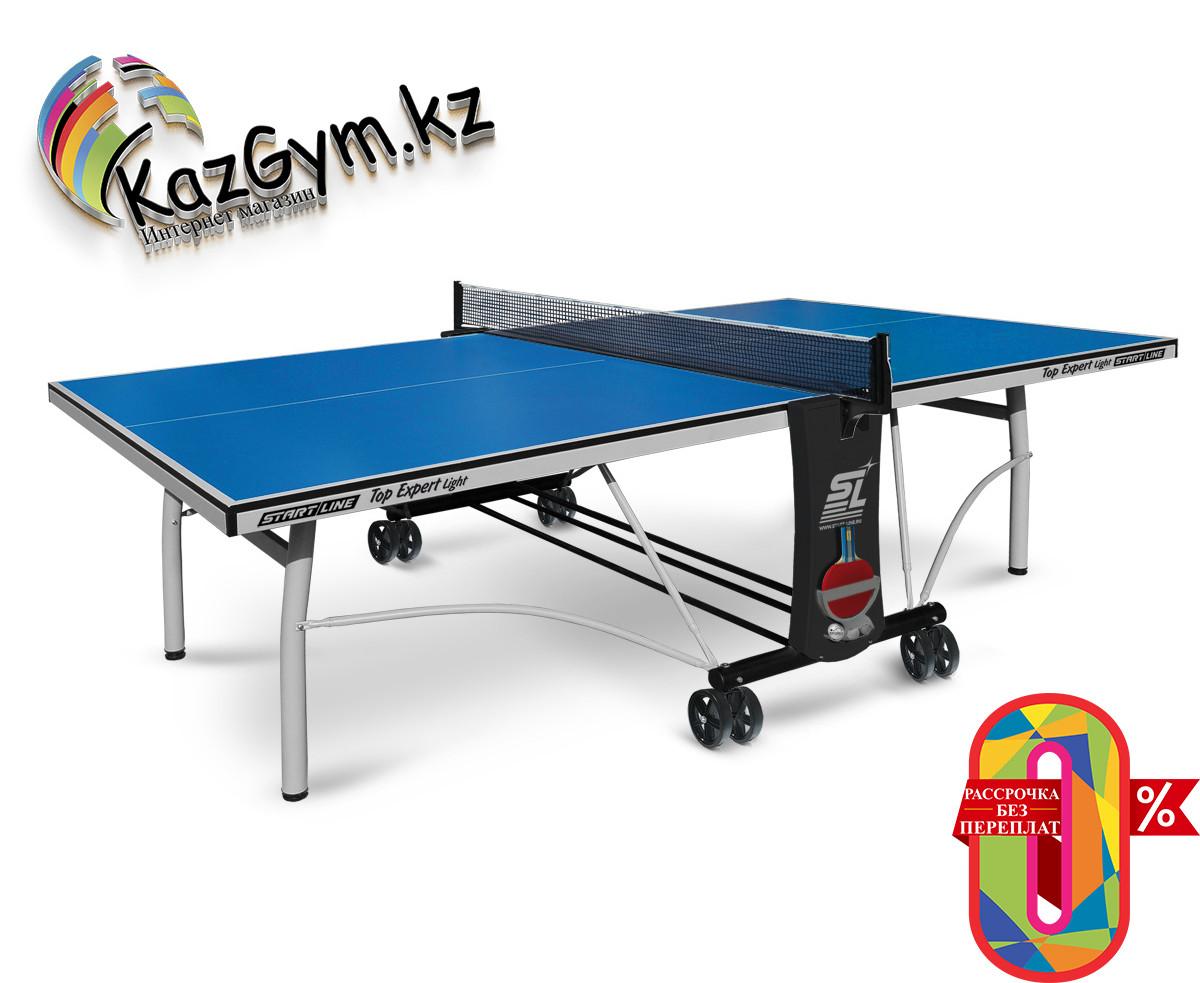 Теннисный стол START LINE TOP Expert Light с сеткой (ЛДСП 16 мм)