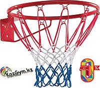 Кольцо баскетбольное с сеткой M-R1