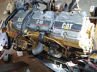 Диагностика и ремонт двигателей CAT