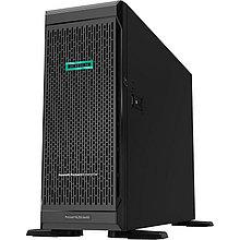 HPE 877621-421 Сервер ML350 Gen10 (1xXeon Silver 4110 (8C/16T 11MB)/2,1 -3.0 GHz/1x16 Gb/P408i-a 2Gb/8 SFF)
