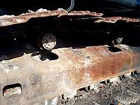 Гусеницы бу, опорные катки бу, поддерживающие катки бу