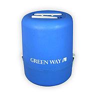 Термос пищевой с тремя контейнерами GREEN WAY, фото 3
