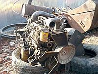 Двигатель ISUZU 6BG1 T исузу 6БГ