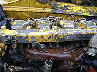 Двигатель Liebherr D914T и Deutz 1012