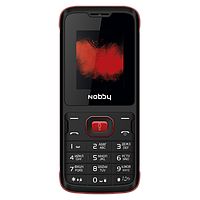 Мобильный телефон Nobby 110 Black-Red