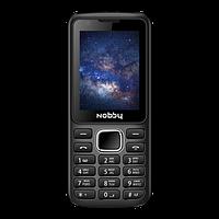 Мобильный телефон Nobby 230 Black
