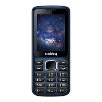 Мобильный телефон Nobby 230 Blue