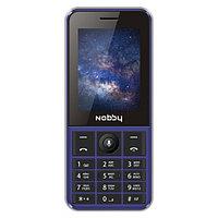 Мобильный телефон Nobby 240 LTE Blue-Gray