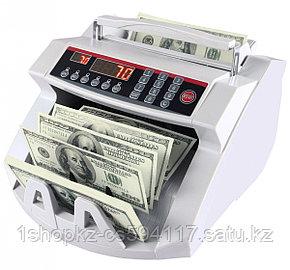 Счетчик банкнот bill counter 2108 c детектором uv   cчетная машинка + детектор валют, фото 2