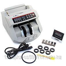 Счетчик банкнот bill counter 2108 c детектором uv   cчетная машинка + детектор валют, фото 3